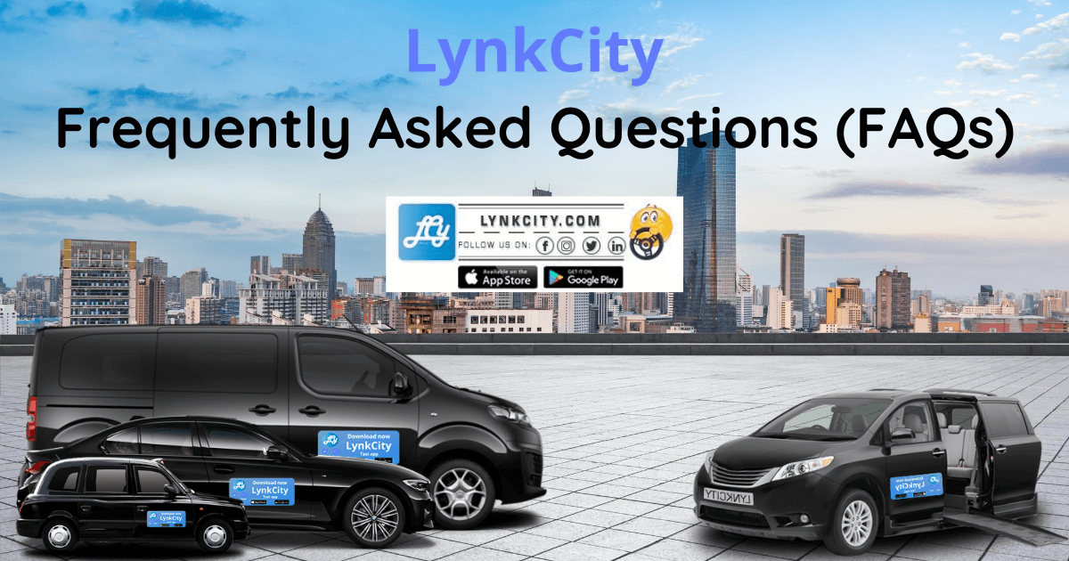 FAQs - Frequently Asked Questions About Taxi Booking App in UK